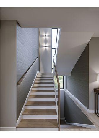 140平米别墅新古典风格楼梯间装修图片大全