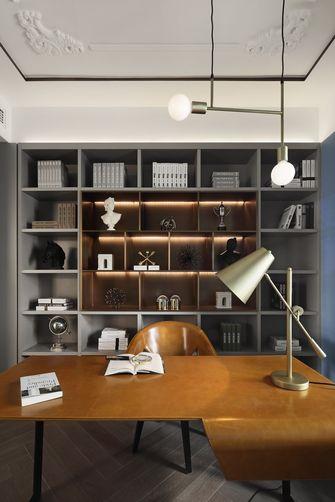 140平米复式法式风格书房装修图片大全