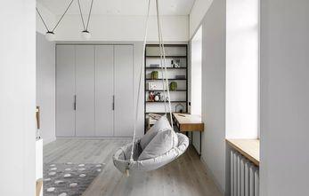 60平米复式现代简约风格阳台图片