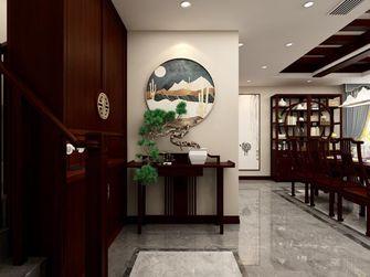 140平米复式中式风格玄关装修案例