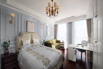 50平米公寓美式风格卧室图片