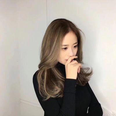 韩式塑型烫效果图