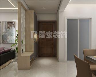 90平米现代简约风格玄关设计图