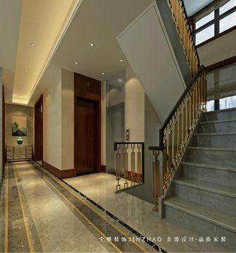 140平米别墅新古典风格楼梯间图片