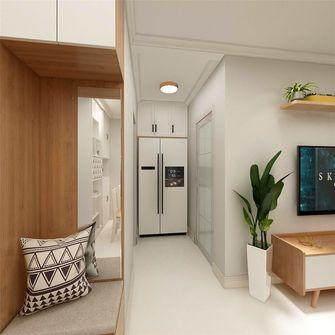 60平米一室两厅现代简约风格客厅装修图片大全