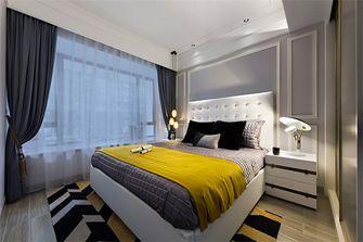 100平米三室两厅美式风格卧室装修效果图