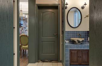 90平米三室两厅美式风格卫生间装修案例