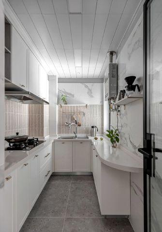 90平米三现代简约风格厨房装修图片大全