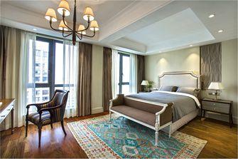 120平米四室两厅新古典风格卧室图片大全