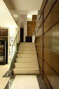 20万以上140平米别墅新古典风格楼梯设计图