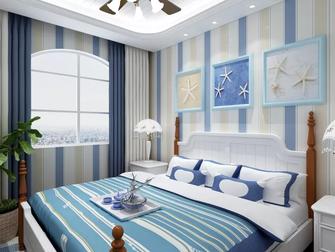 60平米地中海风格卧室效果图