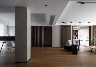 140平米三室一厅混搭风格走廊图片