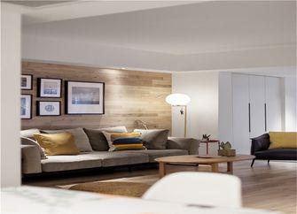 110平米三室一厅日式风格客厅欣赏图