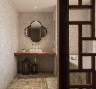 70平米公寓日式风格卫生间效果图