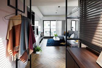 90平米三室两厅美式风格衣帽间装修案例