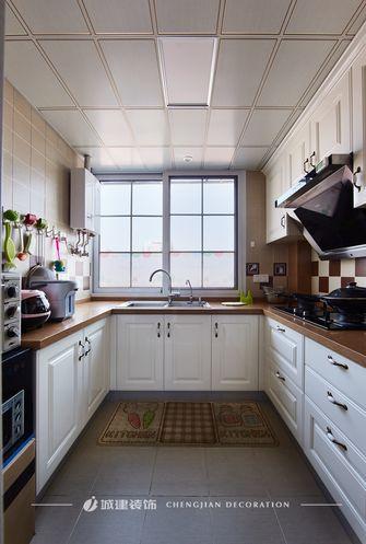 90平米地中海风格厨房图片