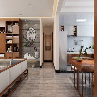 130平米三室三厅中式风格客厅装修效果图
