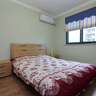 120平米三室一厅东南亚风格卧室装修案例