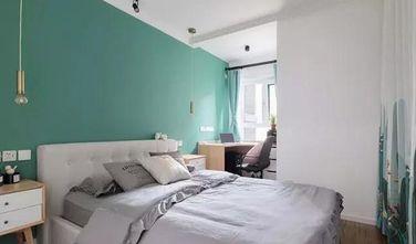 50平米小户型北欧风格卧室装修效果图