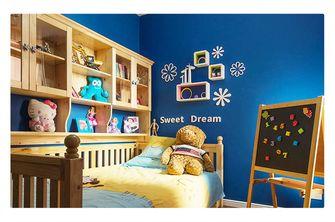 5-10万100平米一室一厅英伦风格儿童房图片大全