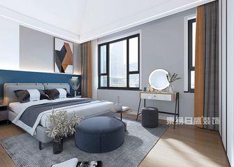 80平米复式北欧风格卧室设计图