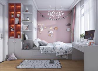 90平米三室两厅美式风格儿童房装修图片大全