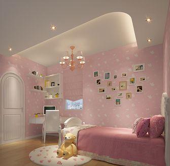 120平米复式地中海风格儿童房装修案例