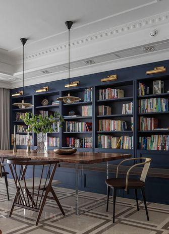 140平米四室一厅法式风格书房装修案例