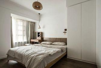 80平米三室两厅日式风格卧室设计图