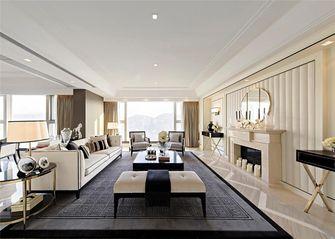 130平米四室两厅其他风格客厅设计图