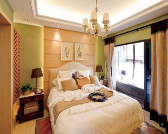 5-10万120平米三室两厅日式风格卧室效果图