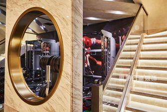 140平米四中式风格楼梯间装修案例