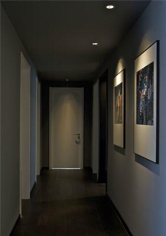 120平米三室一厅现代简约风格走廊图