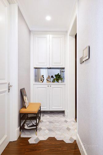 90平米三室两厅混搭风格玄关图片