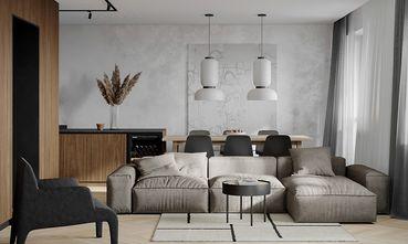 60平米公寓北欧风格客厅图片