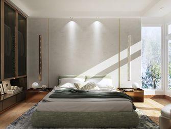 140平米三室两厅北欧风格卧室图