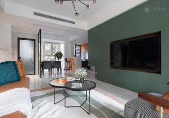 10-15万100平米三室两厅混搭风格客厅设计图