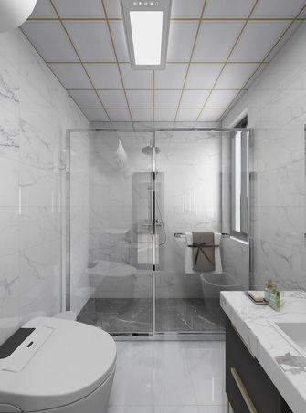 100平米中式风格卫生间效果图