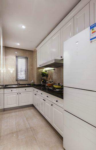 140平米三室两厅欧式风格厨房设计图