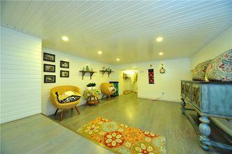 140平米别墅地中海风格健身室图片
