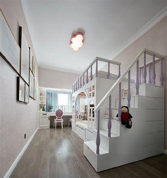 80平米混搭风格楼梯间装修案例