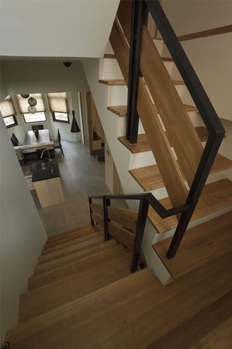15-20万140平米复式日式风格楼梯欣赏图