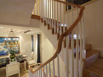 经济型130平米三室一厅地中海风格楼梯效果图