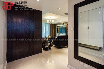 富裕型130平米三室两厅混搭风格楼梯装修案例