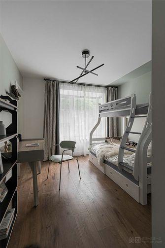 130平米四室两厅宜家风格儿童房设计图