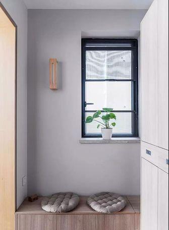 90平米三室两厅日式风格玄关装修案例