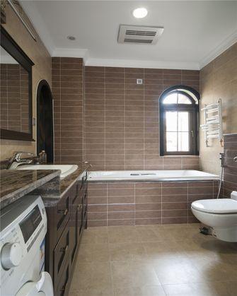 80平米一室一厅欧式风格卫生间装修图片大全