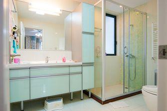 140平米四室两厅田园风格卫生间设计图