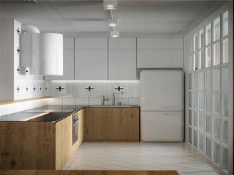 110平米三室两厅田园风格厨房效果图