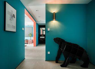 60平米公寓现代简约风格玄关装修案例